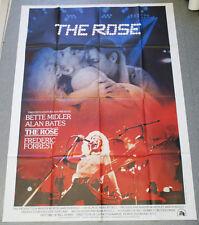 Affiche de cinéma : THE ROSE de Mark RIDELL