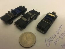 Micro Machines #35 Presidential Limos (1989) 50 Bubble Top, 61, 82 Lincoln V2