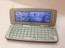 Cell Phone Nokia 9300 Silver/Grey Mint condition UNLOCKED works