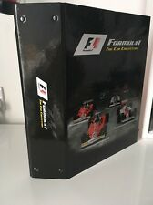 Panini F1 Car Collection Magazine Hard Back Folder Binder Storage