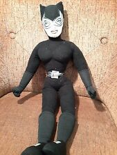 """CAT WOMAN 18 """"PLUSH FROM DC COMICS NEW WITHOUT TAGS 1-6 Boys & Girls"""