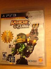 Ratchet and Clank Collection (Sony Playstation 3, 2012) MINT CONDITION!