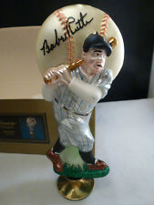 RARE BABE RUTH NEW YORK YANKEES KURT ADLER POLONAISE NIB CHRISTMAS ORNAMENT HTF
