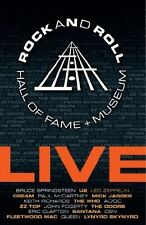 Rock and Roll Hall of Fame + Museum: Live [3 Discs] (2009, DVD NEUF)3 DISC SET