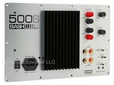 Bash 500S Digital Subwoofer Plate Amplifier 500W RMS