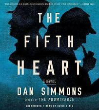 The Fifth Heart by Dan Simmons  Unabridged  20 CDS - Brand New