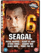NEW - Steven Seagal Box Set [DVD] 5051159923448