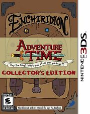 Adventure Time: Hey Ice King Why'd You Steal Our Garbage Collector's Edition 3DS