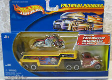 Pavement Pounder Duncans Motorcycle Bike Die-Cast Transporter Highway Hawling