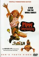 Pippi Longstocking [DVD NEW]