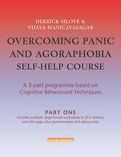 Overcoming Panic & Agoraphobia 3 books 1 2 3 Self-Help Course  Derrick Slove New