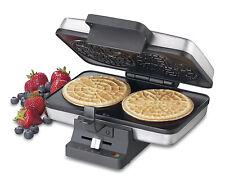 Cookie Pizzelle Press Maker Appliance Spoon Rolling Dowel Making Kit Set NEW