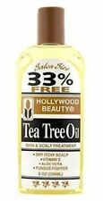 Hollywood Beauty Tea Tree Oil Skin - Scalp Treatment, 8 oz