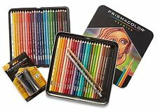 Prismacolor Premier Colored Pencils, Soft Core, 48 Pack (3598T) with (48-Pack)