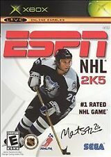 ESPN NHL 2K5 XBOX COMPLETE