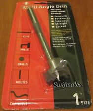 """ITM MAD 314MA6464 1"""" Multi-Angle Drill Bit - Forstner-Style For Wood & Plastic"""