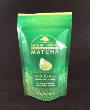 Midori Spring Organic Culinary Eco Class Matcha Japanese Tea 100g  FREE SHIPPING