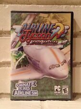 airline tycoon 2 -- gold edition -- action adventure flight computer game -- new