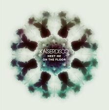 Kaiser discoteca = meet me on the floor = House + tech house + Deep House + SUONI!!!