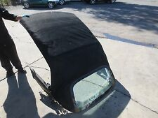 2009 Mercedes CLK350 CLK550 CLK55 AMG W209 Complete Convertible soft top BLACK