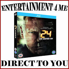 24 LIVE ANOTHER DAY - COMPLETE SERIES SEASON 9  ***BRAND NEW BLU-RAY **