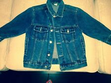 Boys Denim Cherokee Jacket size XS, gently pre-owned