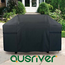 Waterproof BBQ Cover Gas Charcoal Barbeque Grill Protector 145*61*117cm