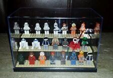 LEGO Minifigures Display Case Collector Storage Case