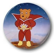 "Superted - 25mm 1"" Button Badge - Kids Retro TV 80's (Costume)"