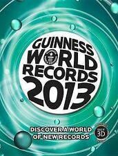 Guinness World Records 2013-ExLibrary