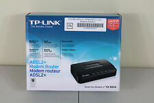 TP-LINK TD-8816 ADSL2+ Ethernet Modem Router 24Mbps 6KV Lighting Protection