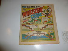 WHIZZER & CHIPS Comic - Date 14/11/1981 - UK Paper Comic