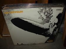 LED ZEPPELIN self titled / debut lp ( rock ) reissue