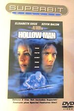 Hollow Man Deluxe Superbit Collection RARE NEW DVD Buy 2 Items - Get $2 OFF