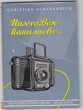 Kamera Perfekta Box - Unsere Box kann mehr - Büchlein 72 Seiten !