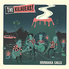 Mundaka Calls by Kilaueaus (CD, Oct-2004, Double Crown Records) NEW SEALED