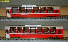 NEW KATO N GAUGE 10-1319 RhB Bernina Express 4 Car Add on Set