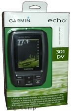 Garmin Echo 301dv HD-ID Color Fishfinder + Transducer