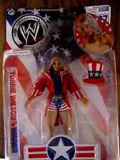 (NEW) 2004 Jakks Pacific WWE Great American Bash  Diva Torrie Wilson