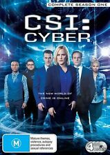 CSI - Cyber : Season 1 : NEW DVD