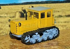 History of tractors. Russian tractor DT-54. Hashette diecast model scale 1/43