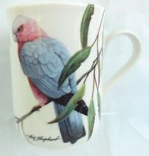 Birds Of Australia Galahs by Eric Shepherd Coffee Tea Cup Mug Maxwell Williams