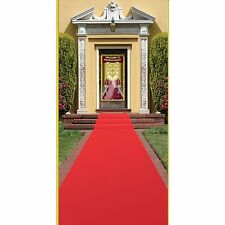 Red Carpet Runner Rug Aisle Award Night Even Wedding Party Indoor Outdoor VIP Up