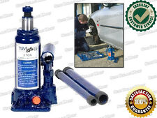 Hydraulic Bottle Auto / Car Jack 3 Ton For Stepney / Tyre Puncture Repair
