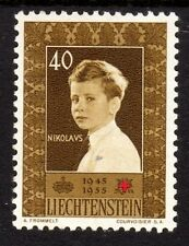 Liechtenstein - 1955 Red Cross - Mi. 340 (key) MNH