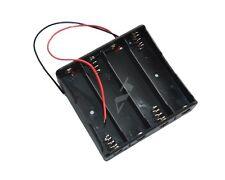 mp Portapile holdcase contain 4x formato 18650 Litio collegamento serie 4S 14,8V