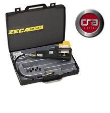 Prova compressione per motori benzina scrivente ZECA art 362.