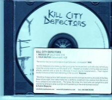 (EK381) Kill City Defectors, Messed Up - DJ CD