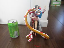 USED JUNK Broken One Piece Boa Hancock Figure free shipping from Japan