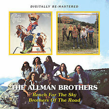 Reach for the Sky/Brothers of the Road by The Allman Brothers Band (CD,...